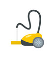 german vacuum cleaner icon flat style vector image vector image