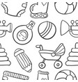 doodle bahand draw style vector image vector image
