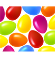 Festive Easter background vector image vector image