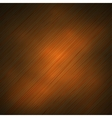 orange banded background vector image