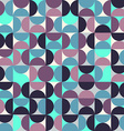 Circles background vector image vector image