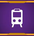 City railway station icon