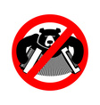 Stop drunk Russian It is forbidden to people of vector image vector image