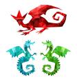 dragon2 vector image vector image