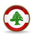 Lebanon Seal vector image