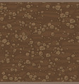 seamless texture ground with small stones vector image vector image