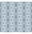 Vintage background Seamless pattern ornament vector image vector image