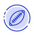 afl australia football rugrugball sport vector image