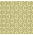 Abstract Khaki pattern from ovals vector image vector image
