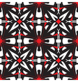 Seamless tile vector image vector image