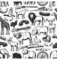 animals hunting open season hunter club adventure vector image vector image