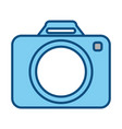 camera draw classic vector image vector image