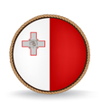 Malta Seal vector image vector image