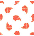 pork steak seamless pattern used for design vector image