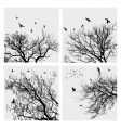 branch collection vector image vector image
