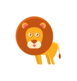 Lion Toy Exotic Animal Drawing vector image vector image