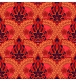 Seamless indian pattern Bright repeating vector image