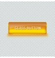 Set of colored glass buttons for web interface vector image vector image