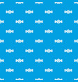 pipiline pattern seamless blue vector image vector image