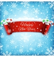 Happy New year celebration background vector image