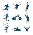 Icons sports vector | Price: 1 Credit (USD $1)