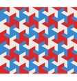 Seamless Geometric Triangle Tessellation vector image vector image
