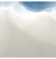 Blue Sky With Clouds Modern pattern Nature vector image vector image