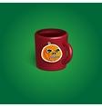Cup halloween souvenir