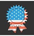 Award label badge vector image