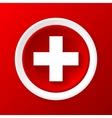 medicine 3d paper icon