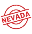 Nevada rubber stamp vector image