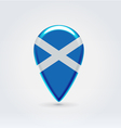 Scotish icon point for map
