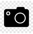 camera icon - iconic design vector image