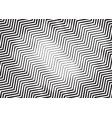 wave striped engraving halftone background vector image