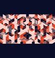 abstract geometric lines background vector image