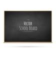 Chalkboard vector image vector image
