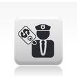 corruption icon vector image vector image