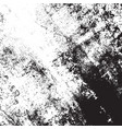 distressed overlay texture vector image vector image