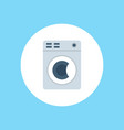 washing machine icon sign symbol vector image vector image