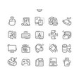 devices well-crafted pixel perfect thin vector image