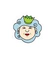 drug princess sign vector image