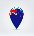 New zealand icon point for map