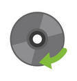cd player accessory vector image