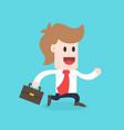 businessman cartoon character - male wearing shirt vector image