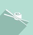Sushi icon vector image