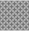 seamless circles rings black white geometric vector image