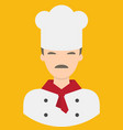 Chef characte icon great of character use for