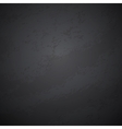 Dark grunge background vector image vector image