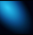 abstract blue gradient and square texture vector image vector image