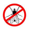 no fly vector image